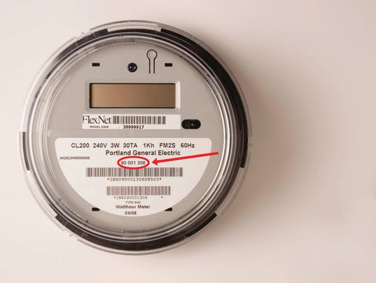 Electric Meter Number : Pge announces recall of residential meters