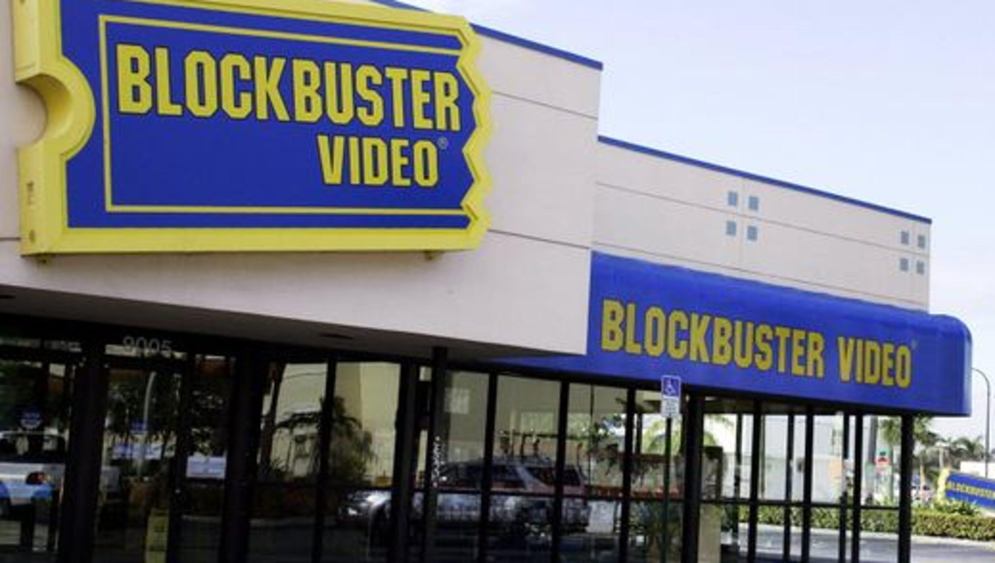 Image result for blockbuster