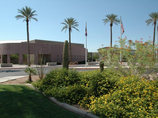 East Valley Institute of Technology has a central campus in Mesa and has 10 member school districts across the East Valley.