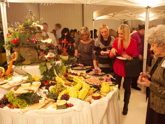 The 12th annual Portage County Taste of Wine & Cheese