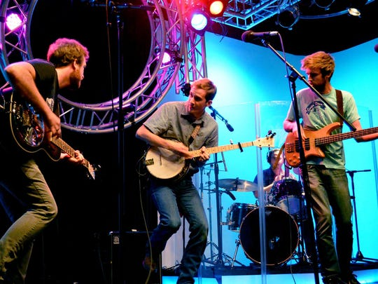 Grizzly Goat will perform Saturday at Barfield Crescent Park.