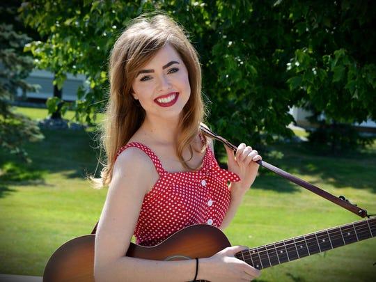 Rachel Curtis, a Waverly High School graduate and Lansing
