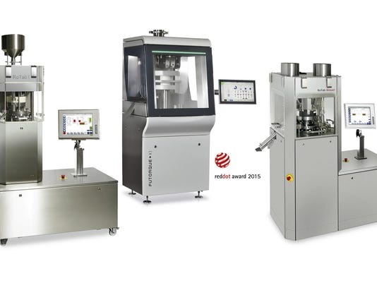 kg-pharma series of Tablet Presses - MG America