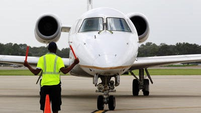 Lafayette Regional Airport set a record in 2014.