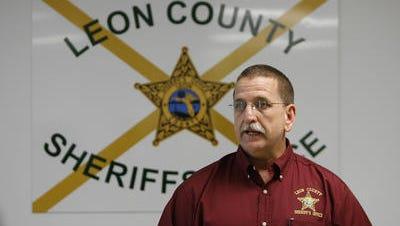 Leon County Sheriff Mike Wood.