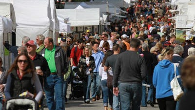 There are a number of spring and summer art festivals, events and exhibits in Hamilton County that are cheap and family friendly.