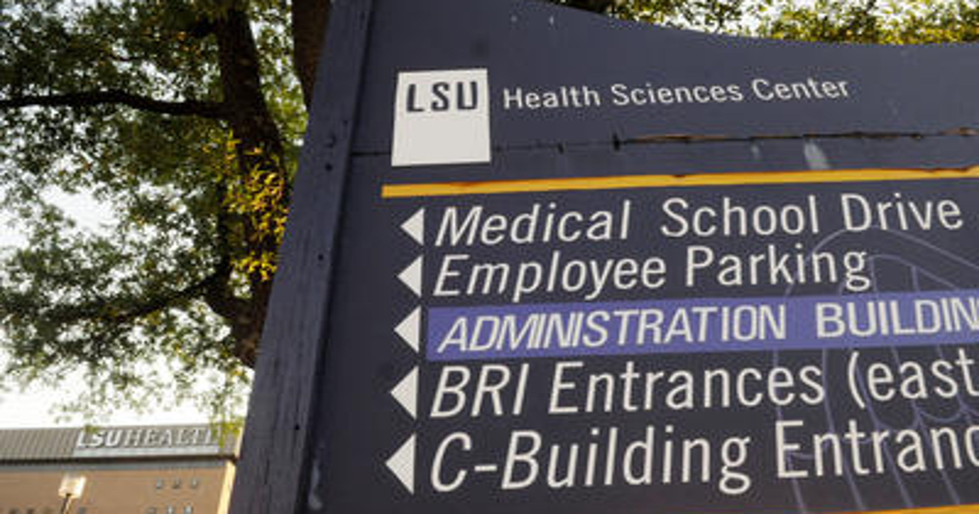 LSU medical school inks collaboration deals for 'transformation'