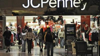 JC Penney has two stores in Brevard County - one at Merritt Square mall and the other at Melbourne Square mall