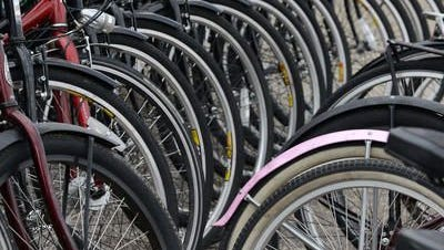 Bike Pensacola's November Slow Ride departs from the Bowden Building at 10 a.m. on Saturday.