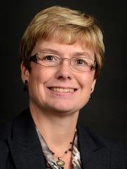 Oregon Rep. Sherrie Sprenger, R-Scio.