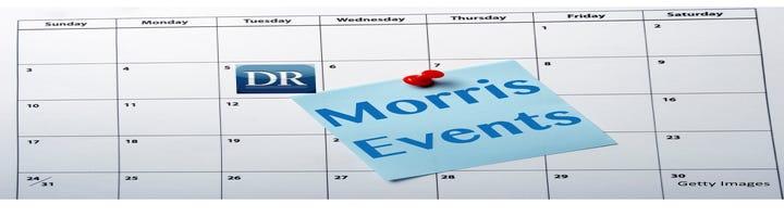 Morris Events Calendar