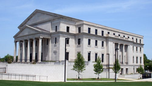Mississippi Supreme Court building