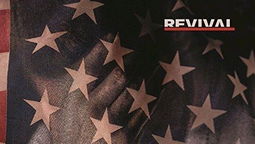 """Eminem's latest album, """"Revival,"""" features 19 tracks and is nearly 78 minutes long."""
