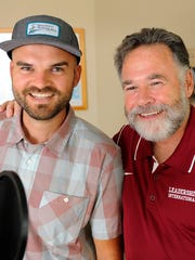 Mark Wagner and Larry Warren are part of Storysong,