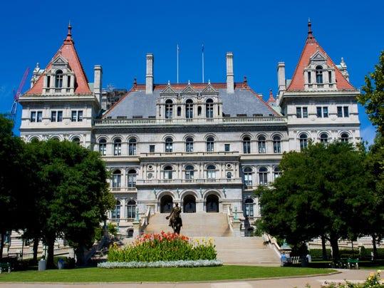 Albany capitol