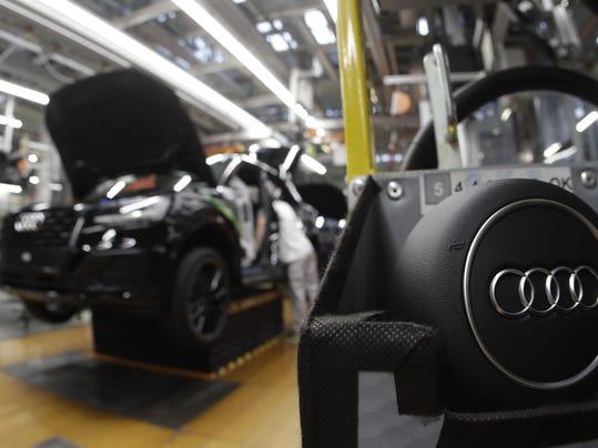 Autos Cutting Edge Safety