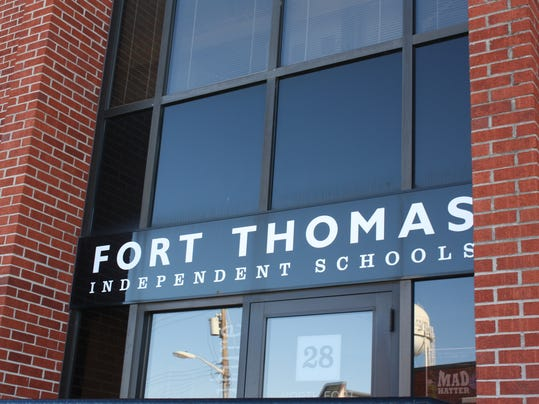Fort Thomas School district front.JPG