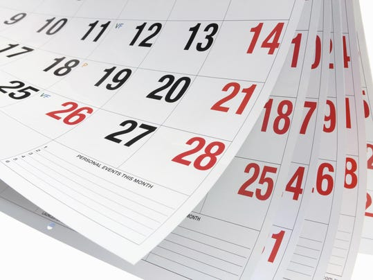 Daily Calendar – Daily Calendar