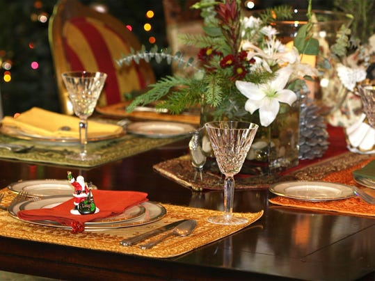 Holiday Centerpieces And Table Settings Trending This Season