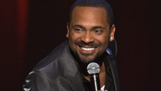 Comedian/actor Mike Epps.