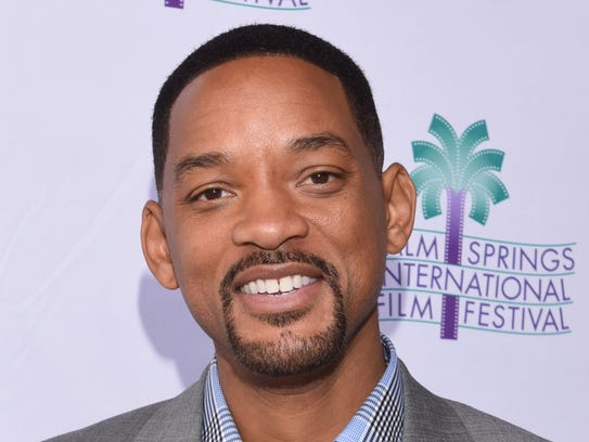 "Actor Will Smith attends a screening of ""Concussion"""