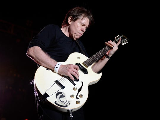 George Thorogood and The Destroyers celebrated their their 40th anniversary performing together in 2014.