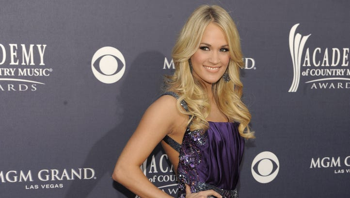 ACM Awards red carpet: That time 2 stars wore the same dress, and more memorable moments
