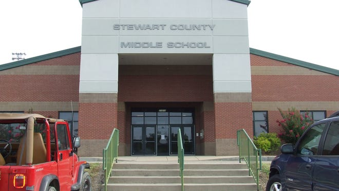 Stewart County Middle School is one of the Stewart County schools that will be closed because of illness this week.