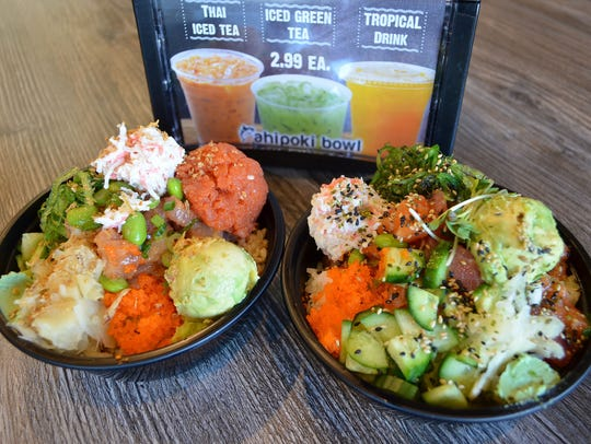 Ahipoki Bowl opening in Scottsdale April 1. Combo poke