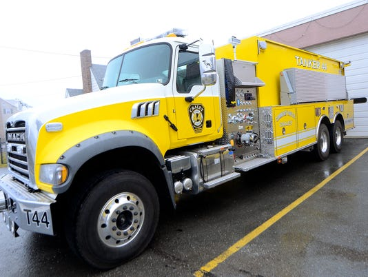 Craley Fire Department New Year's fundraiser