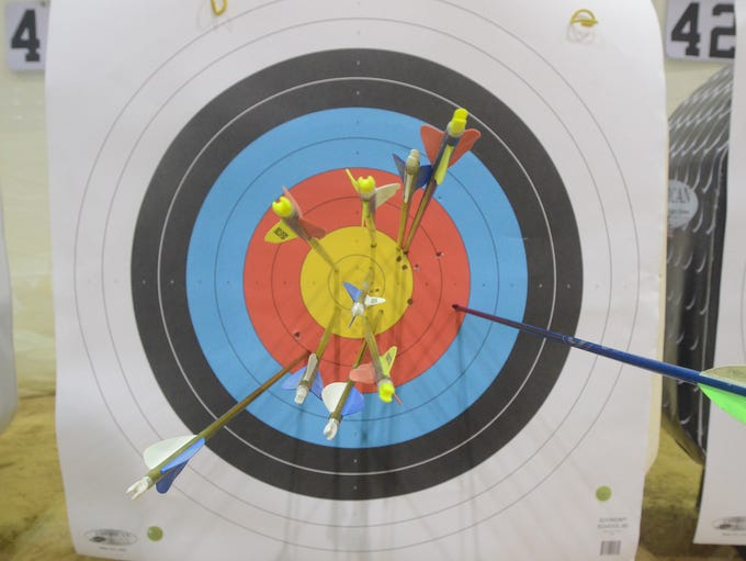 The Archery in Mississippi Schools State Championship