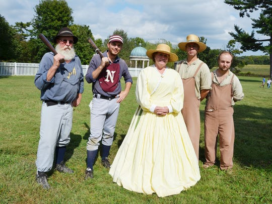 Look back at the 4th annual Fall Fest at The Hermitage