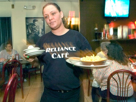 Reliance Cafe closed in November after 80 years in