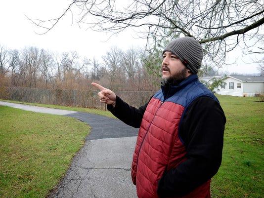 Retention pond causes neighborhood woes