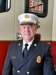 Cathedral City Fire Chief Paul Wilson