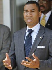 Steven Reed, Montgomery County Probate Judge, talks