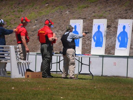 Self Defense and Shooting training
