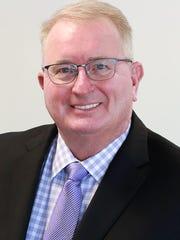 Stephen Larson, administrator of Iowa's Alcoholic Beverages Division