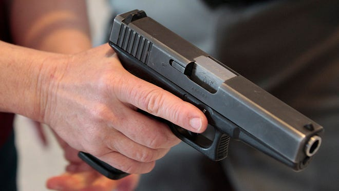 Domestic abuse is a serious problem, especially when firearms are involved.