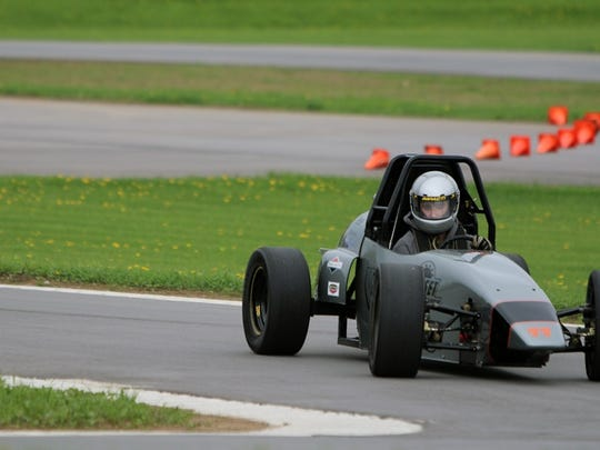 Plymouth High School took first and second in the Modified