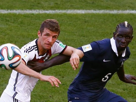 Germany France