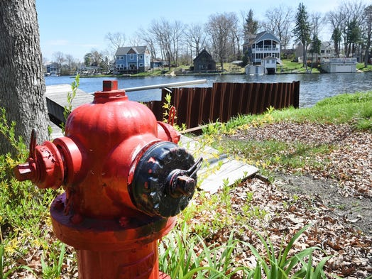 Orion Twp. officials agree fire hydrants with low or no pressure are a prob…