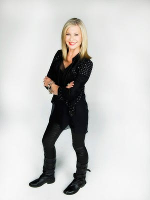 Olivia Newton will be in concert Friday in Tiffin.
