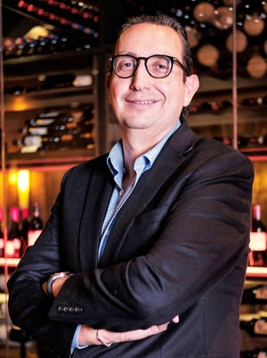 Eduardo Orozco, president of company that owns four Great American Steakhouse restaurants in El Paso and Mexico.