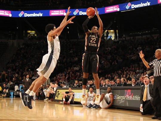 NCAA Basketball: Florida State at Georgia Tech