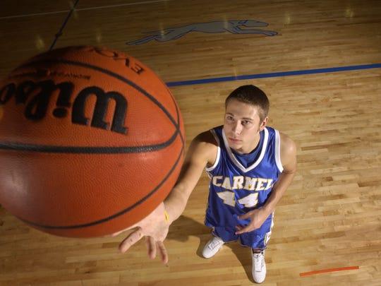 Carmel forward Josh McRoberts
