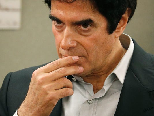 AP DAVID COPPERFIELD LAWSUIT A USA NV