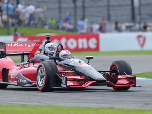 2018 IndyCar Grand Prix at the Indianapolis Motor Speedway