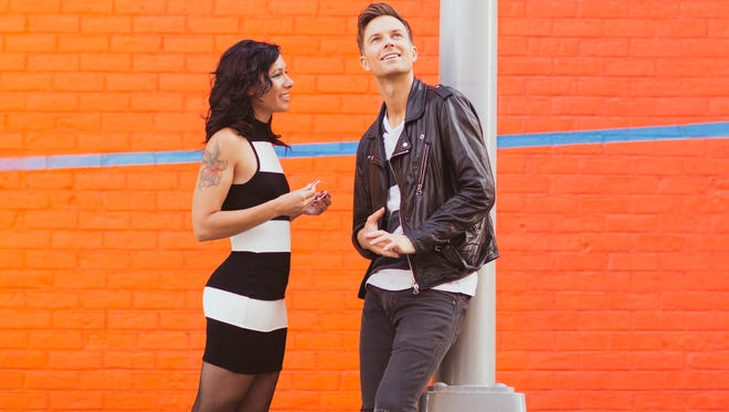 Danceable duo Matt and Kim visits Burlington for shows tonight and Friday at ArtsRiot.