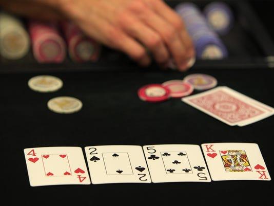 Magic City Casino, poker